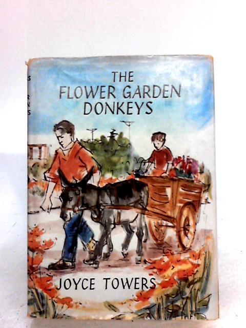 The Flower Garden Donkeys by Joyce Towers