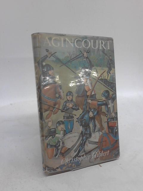 Agincourt By Christopher Hibbert