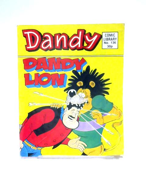 Dandy Comic Library 136 By Unknown