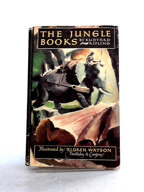 The Jungle Boos: Vol 1 by Rudyard Kipling
