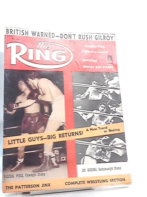 The Ring Magazine Vol XXXIX No 4 May-June 1960 By Anon