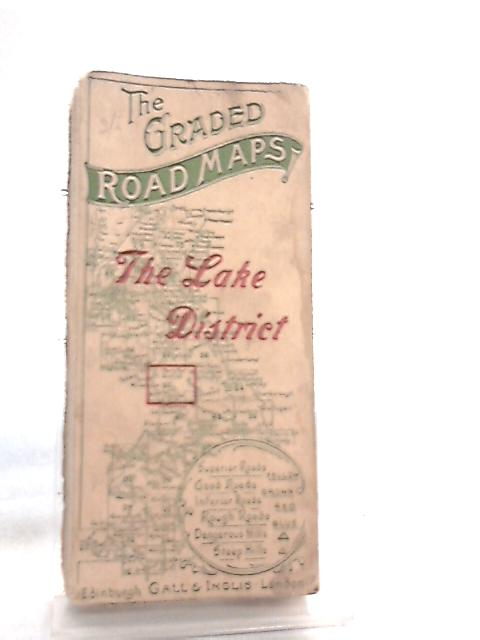 The Graded Road Maps, The Lake District by Anon