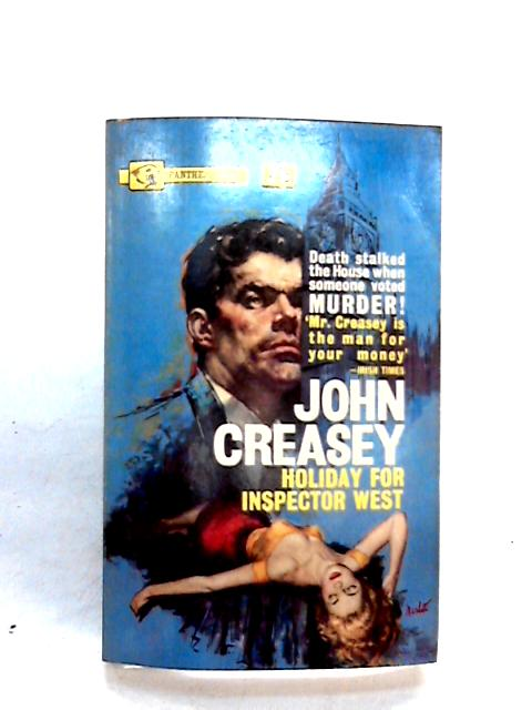 Holiday for Inspector West (Panther Books. no. 1461.) by John Creasey