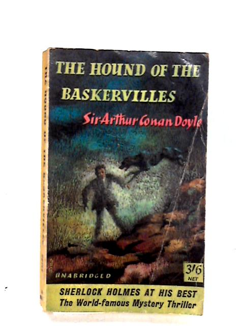 THE HOUND OF THE BASKERVILLES. By Doyle, Sir Arthur Conan.