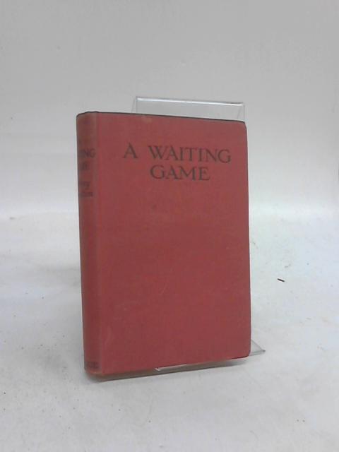 A Waiting Game By Jeffrey Havilton