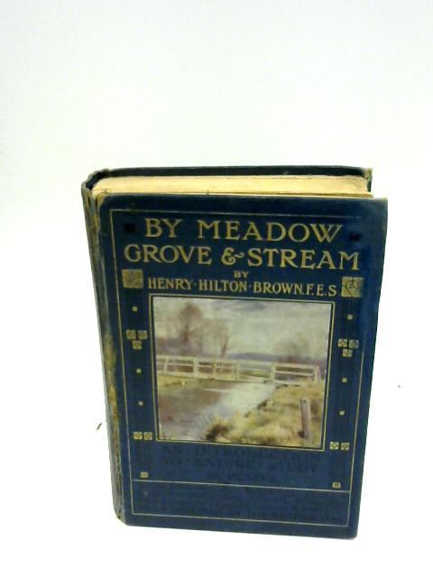 By Meadow Grove and Stream by Brown