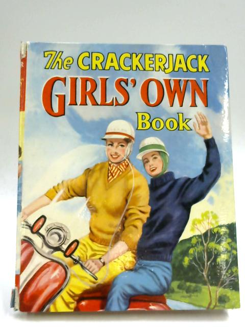 Crackerjack Girl Own Book By Anon