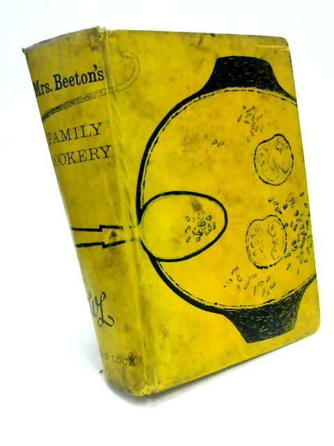 Mrs. Beeton's Family Cookery By Mrs. Beeton