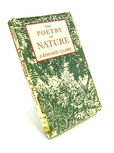 The Poetry of Nature by L. Clark