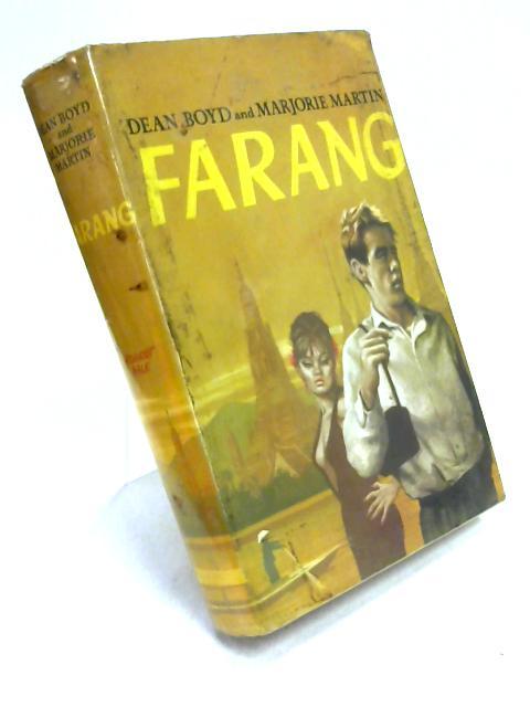 Farang by Boyd & Martin