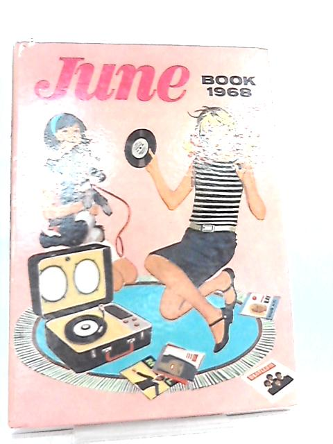 June Book 1968 By Anon