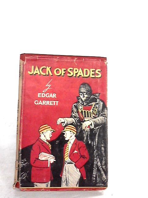 Jack of Spades by Garrett, Henry