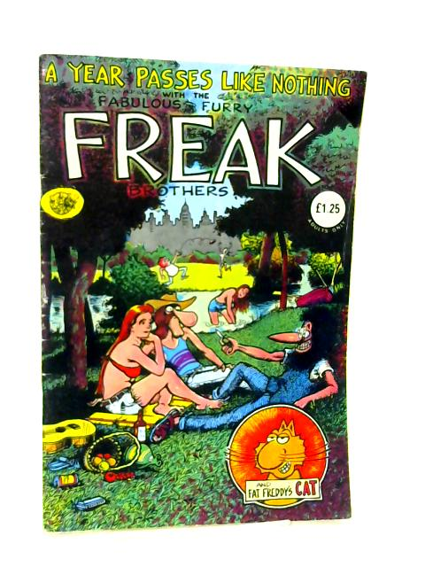 Freak Brothers: No. 3 By Shelton, Gilbert
