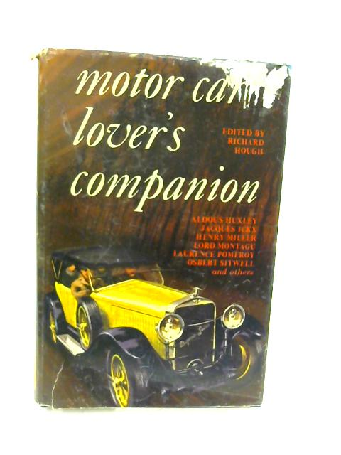 Motor Car Lover's Companion by Unknown