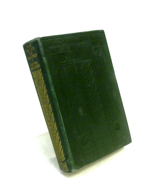 Vicar of Wakefield by Goldsmith