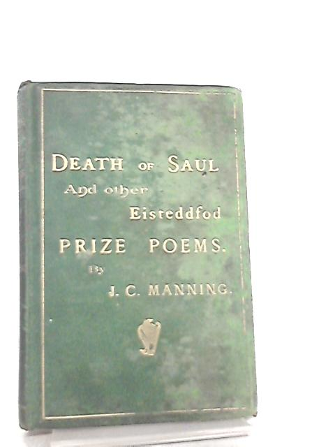 Death of Saul by J. C. Manning
