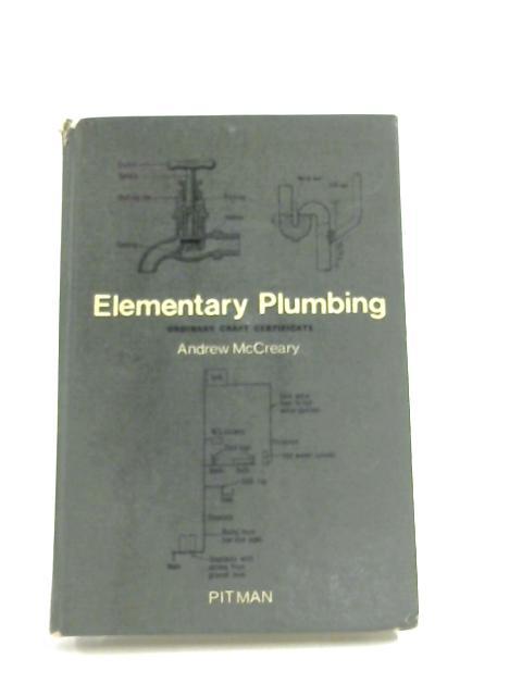 Elementary Plumbing by Andrew McCreary