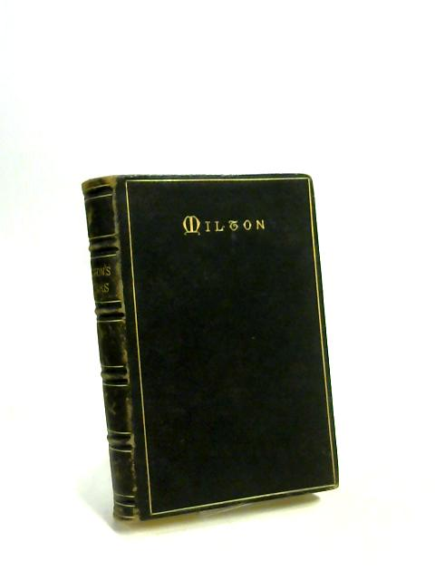 Poetical Works of John Milton with photographic illustrations by Deswall Vaughan by Jonth Milton