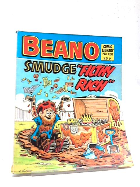 Beano Comic Library No.120. Smudge 'Filthy Rich!' by D C Thomson