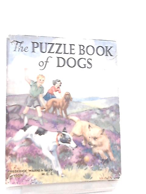 The Puzzle Book of Dogs by Clifford L. B. Hubbard