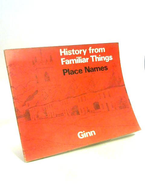 Place Names: Project Bk By Stephen Usherwood