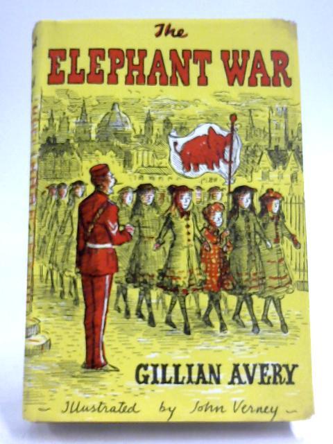 The Elephant War by Gillian Avery