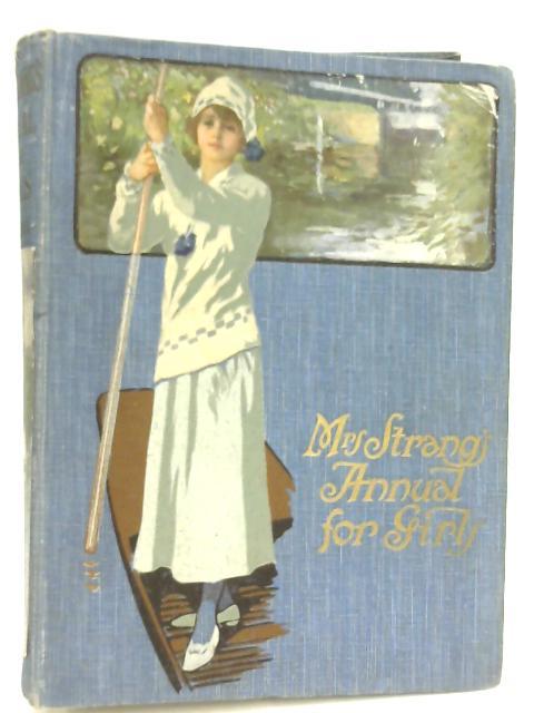Mrs. Strang's Annual for Girls by Mrs. Strang
