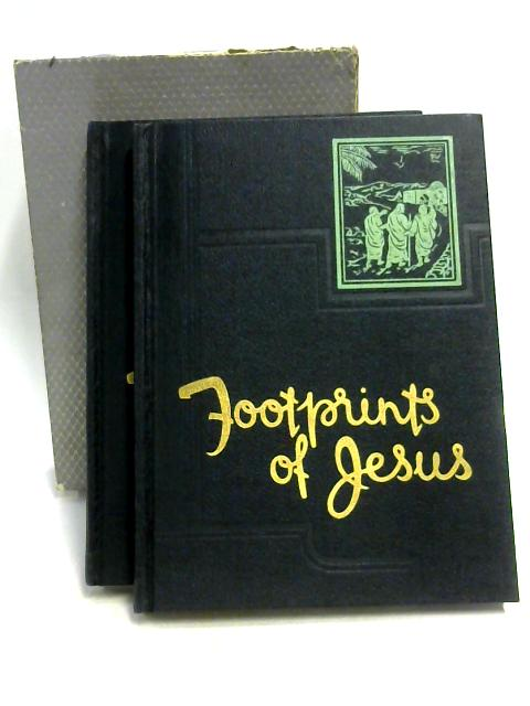 Footprints of Jesus Parts I & II By W.L. Emmerson