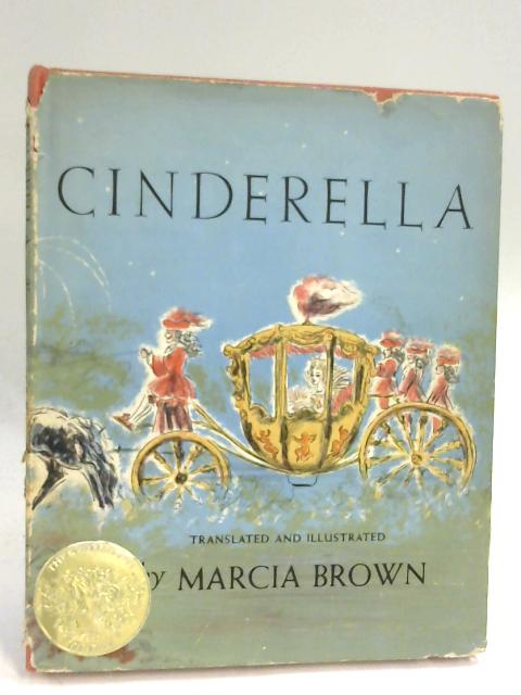 Cinderella or The Little Glass Slipper by Marcia Brown
