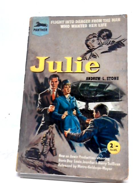 Julie (Panther books-no.682) By Andrew L Stone