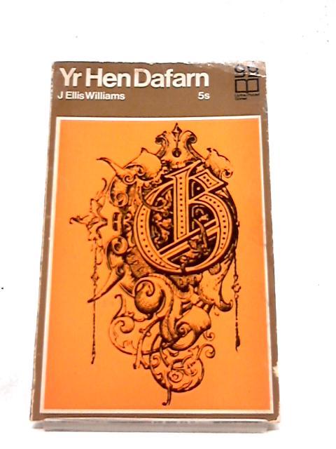 Yr Hen Dafarn (Llyfrau Poced Gomer) by Williams, J. Ellis