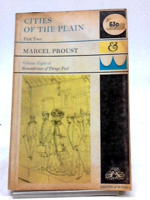 Cities of the Plain: Pt. 2 by Marcel Proust