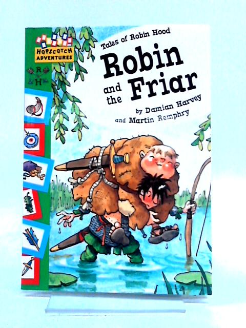 Robin and The Friar by Damian Harvey