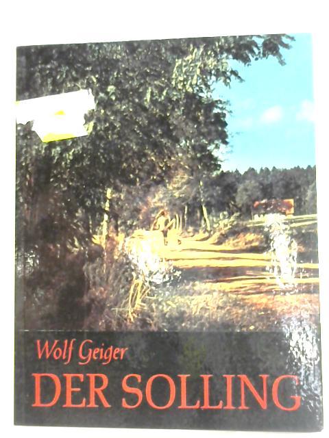 Das ist der Solling by Wolf Geiger