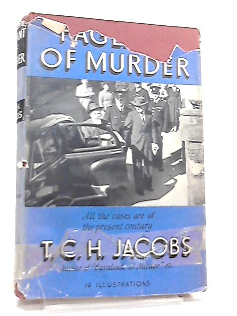 Pageant of Murder by T. C. H. Jacobs