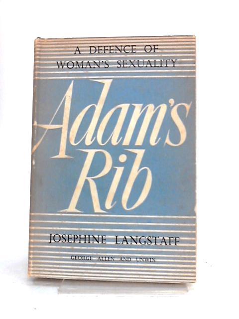 Adam's Rib by Josephine Langstaff