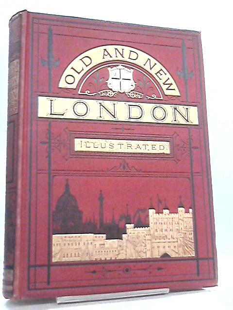 Old and New London Volume IV by Edward Walford