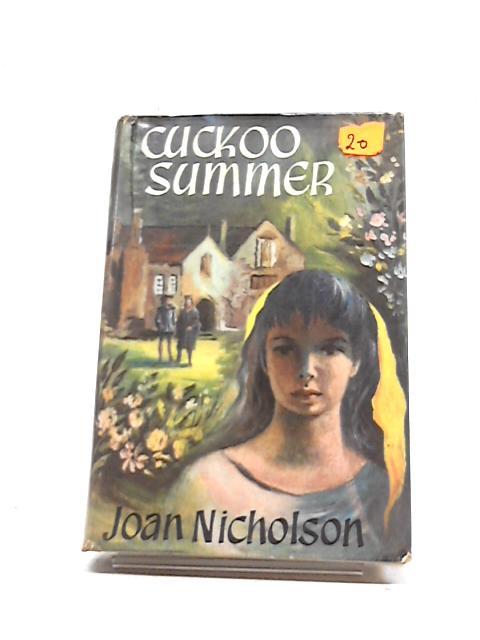 Cuckoo Summer by Joan Nicholson