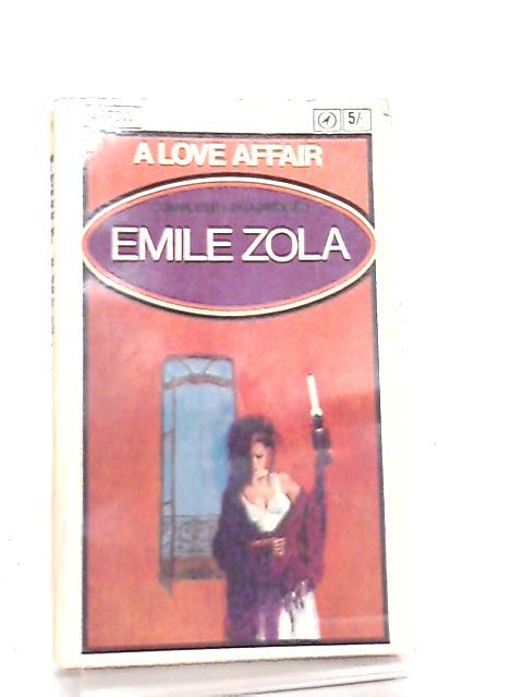 A Love Affair By Emile Zola