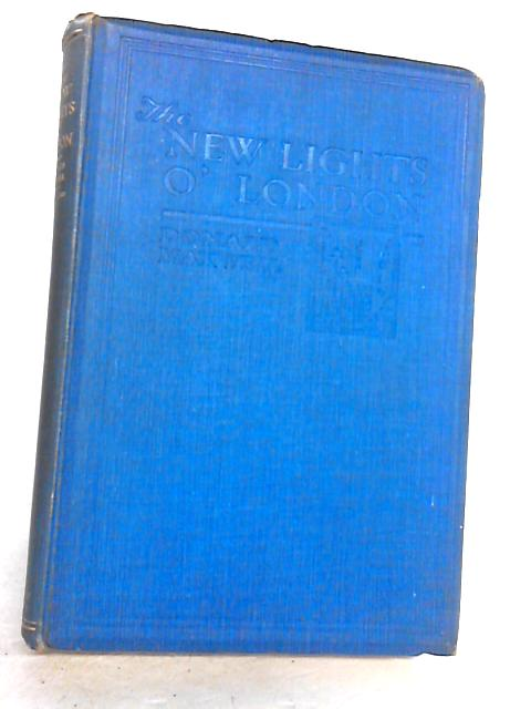 The New Lights of London, B by Maxwell, Donald