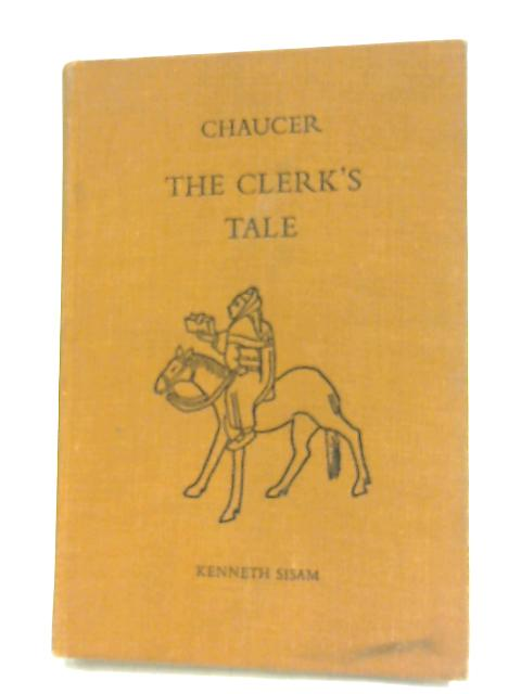 The Clerks Tale of Oxenford By Geoffrey Chaucer