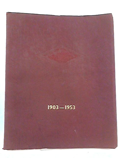 A History Of The North Locomotive Co. Ltd. 1903 - 1953 by Anon