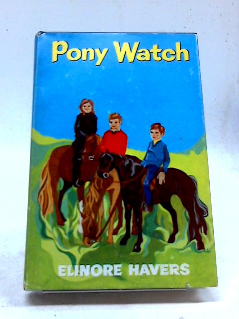 Pony Watch By Elinore Havers