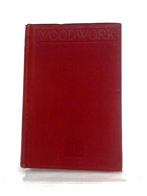 The Hobby Books: Woodwork By Percy A. Wells