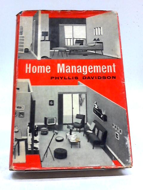 Home Management By Phyllis Davidson