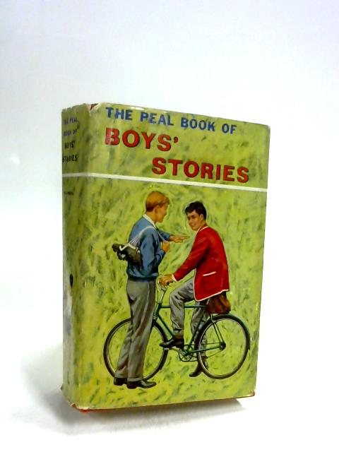 The Real Book of Boys' Stories By Various