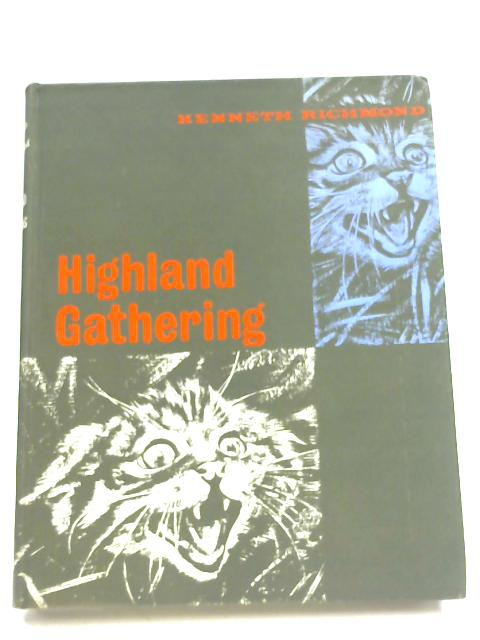 Highland Gathering by Kenneth Richmond