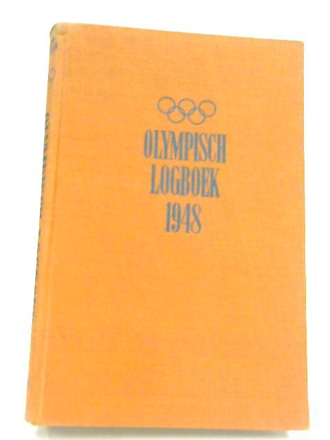 Olympisch Logboek 1948 by Klaas Peereboom