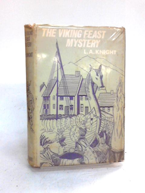 Viking Feast Mystery (Portway Reprints) By Knight, Leonard Alfred