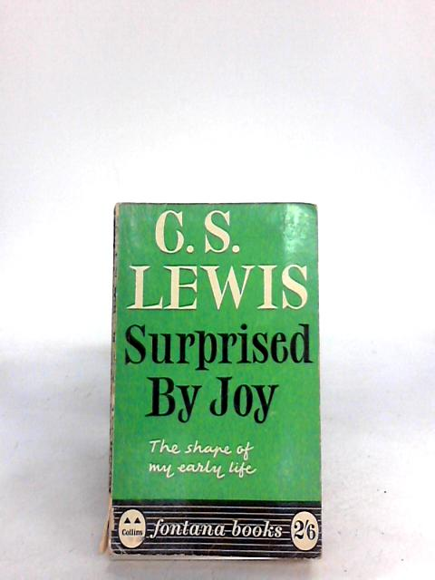 Surprised by Joy by Lewis